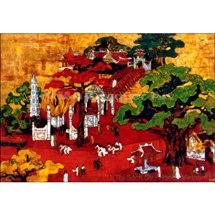 Ngoc Son temple - Hoan Kiem - Hanoi